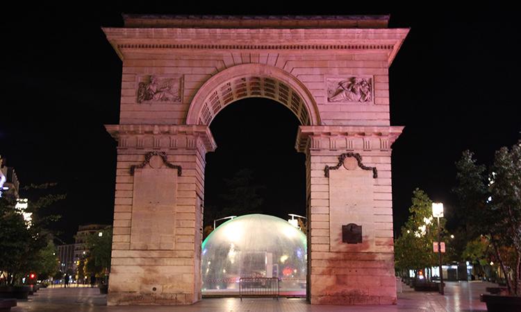 Location de tente bulle structure d 39 accueil fabricants de bulles - Tente bulle transparente ...
