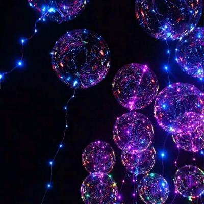 ballon lumineux led pour décors